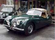 jaguar xk 120 alloy roadster-46821