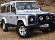 2007-land rover defender