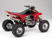 honda trx450r kick start-84546