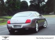 bentley continental gt-97883