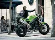 116.2007 triumph speed triple