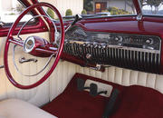 1951 mercury coupe - scarlet and cream-124987