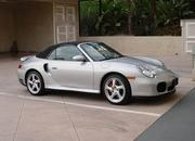 porsche 911 turbo convertible 997-153754