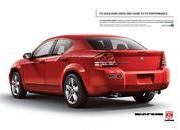 marketing campaign for the all-new 2008 dodge avenger-151206
