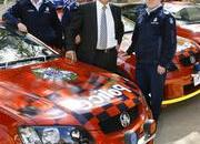 holden ss commodore police car-159481