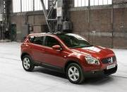 nissan qashqai - best ever adult occupant score-171849
