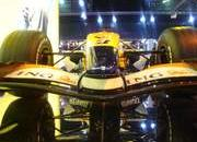 the f1 cars present on the buenos aires auto show-179615