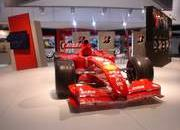 the f1 cars present on the buenos aires auto show-179602
