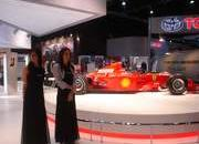 the f1 cars present on the buenos aires auto show-179606