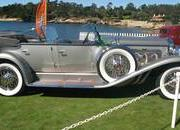 2007 pebble beach concour photo gallery - day 2 dusenberg-193410