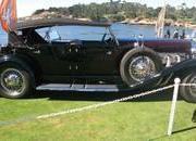 2007 pebble beach concour photo gallery - day 2 dusenberg-193444
