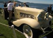 2007 pebble beach concour photo gallery - day 2 dusenberg-193447