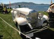 2007 pebble beach concour photo gallery - day 2 dusenberg-193450