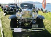 2007 pebble beach concour photo gallery - day 2 dusenberg-193456