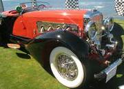 2007 pebble beach concour photo gallery - day 2 dusenberg-193465