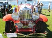 2007 pebble beach concour photo gallery - day 2 dusenberg-193413