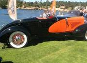 2007 pebble beach concour photo gallery - day 2 dusenberg-193468