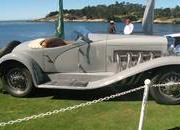 2007 pebble beach concour photo gallery - day 2 dusenberg-193474