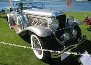 2007 pebble beach concour photo gallery - day 2 dusenberg-193407