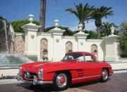 ebay bid of the day 1960 300sl roadster-194982