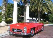 ebay bid of the day 1960 300sl roadster-194985