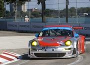 -two porsche rs spyders on first row at detroit grand prix