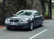 2008 bmw 5-series and m5 pricing announced-206274