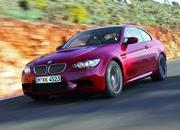 bmw m3 coupe and sedan at la auto show-213703
