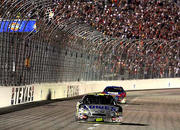 jimmie johnson is the new leader of the nextel cup 5