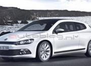 volkswagen scirocco - first official images-234520