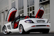 brabus slr and ultimate 112 tender 5