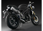86.matt black speed triple