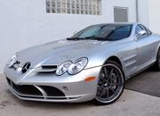 renntech release performance pkg2 for mercedes slr-253128