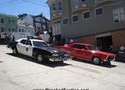 video commercial wrecks a gto in san francisco-250667