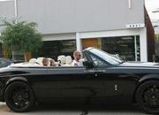 david beckham spotted driving his new rolls royce convertible-255087