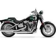 the 2009 harley-davidson models are fresh out of the drawing board-258364