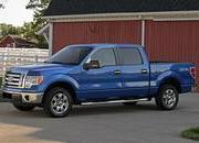 2009 ford f150 on sale in october fuel economy improved by 8-264299