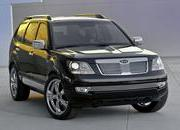 kia borrego limited-271575
