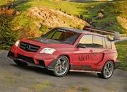 mercedes glk pikes peak rally racer-271456