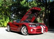 dodge viper srt10 convertible-281947