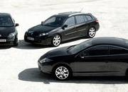 renault laguna coupe black edition 2