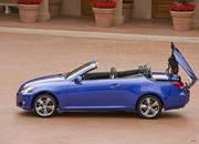 lexus is250 and is350 convertible-301132