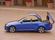 lexus is250 and is350 convertible-301135