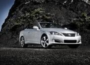 lexus is250 and is350 convertible-301182