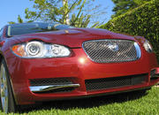 2009 Jaguar Xf Supercharged Car Review Top Speed