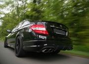 edo competition improves the mercedes benz c63 amg-312962