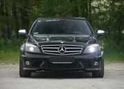 edo competition improves the mercedes benz c63 amg-312957