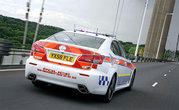 lexus is-f police car-312624