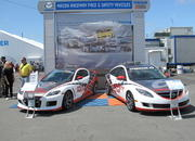 mazda raceway laguna seca safety cars mazda6 cx-7 and rx-8-309973