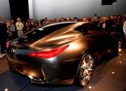 -video the infiniti essence arrives at pebble beach